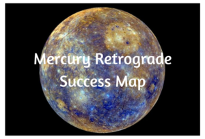 $97 Mercury Retrograde Success Map