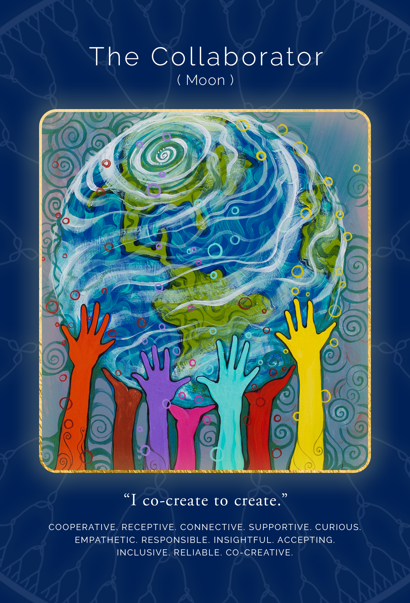 Oracle: SWC Oracle Cards Sales Page - Soulutionary