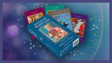 Oracle Cards small banner 214x380