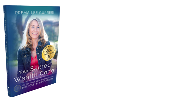 Your Sacred Wealth Code Book