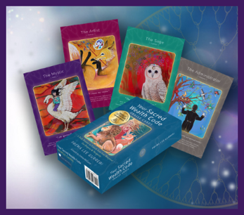 Oracle Cards Services Page