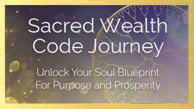 Sacred Wealth Code Journey